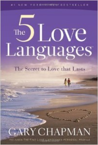 5 languages of love gary chapman