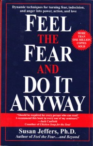 feel the fear and do it anyway susan jeffers