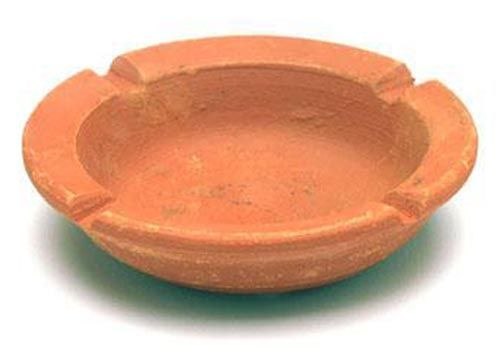 Image result for clay ashtray