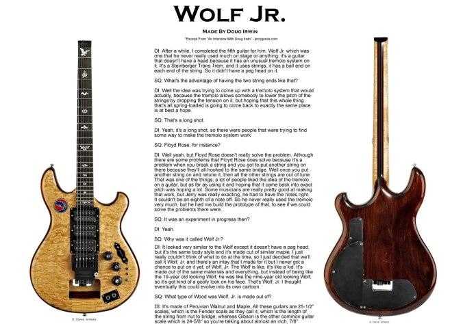 Image result for wolf jr guitar