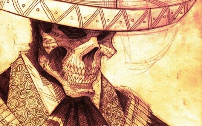 [PDF] MEXICAN SKELETON.........