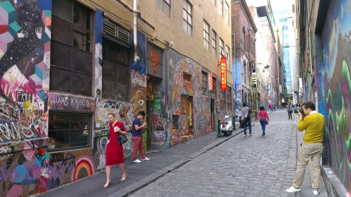 Street Laneway Art 2