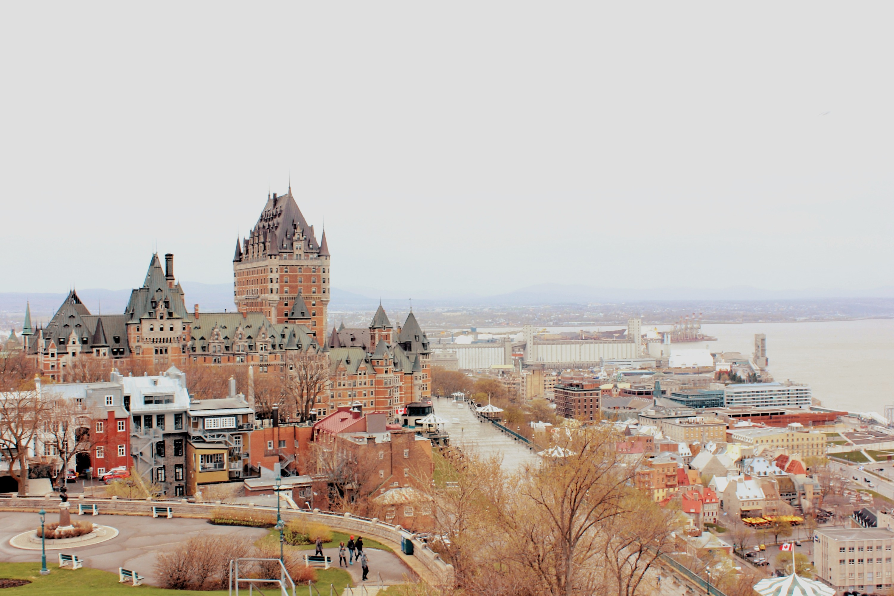 View of Quebec City