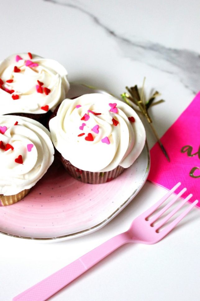 red velvet cupcakes recipe thousand caminos