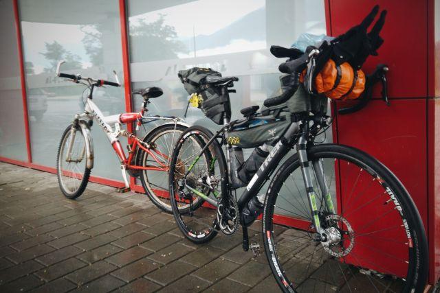 On échange nos vélos ?