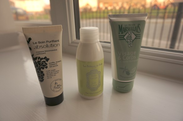 French Skincare Products