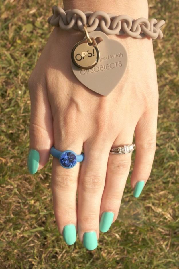 ops objects bracelet