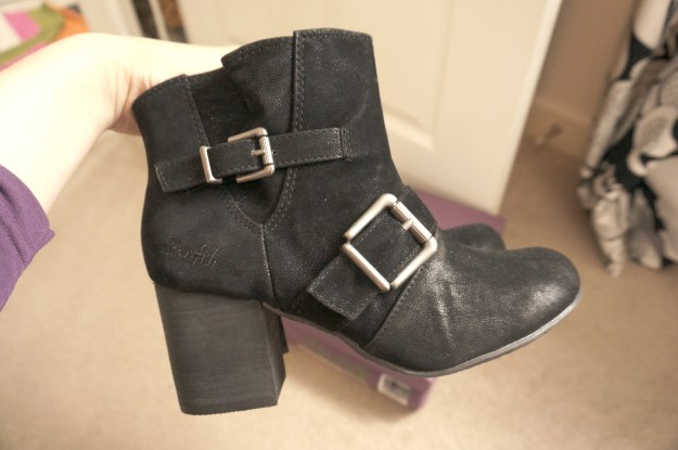 blowfish ankle boots