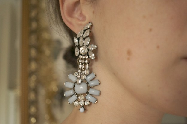 pretty decorative earrings