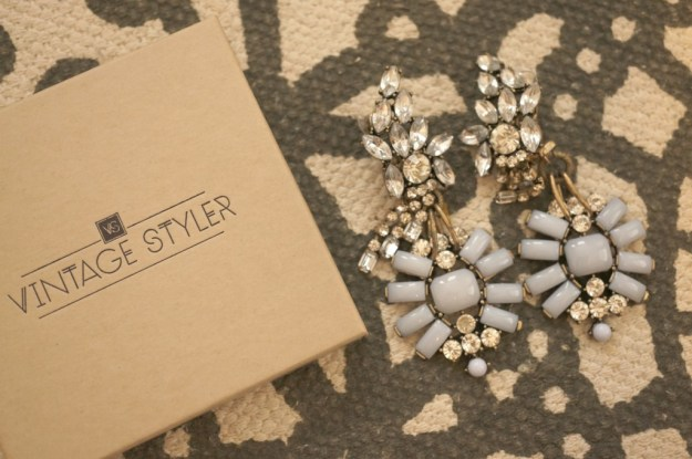 vintage stryl earrings