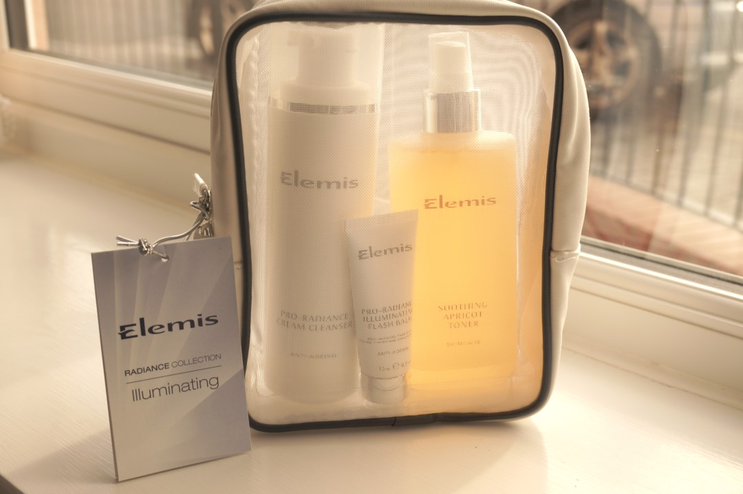 elemis radiance collection review