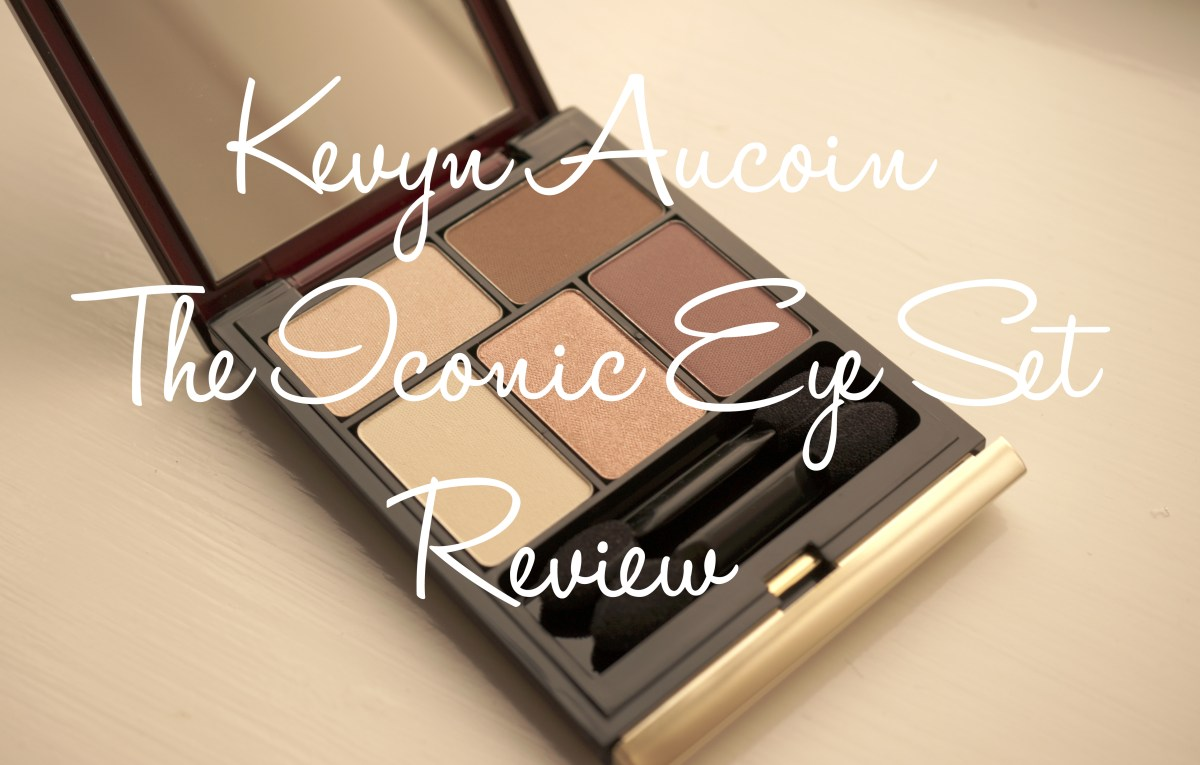 Kevyn Aucoyn The Iconic Eye Set Review & Swatches