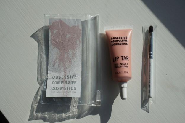 occ plastic passion lip tar