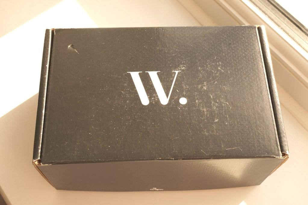 wantable jewellery box