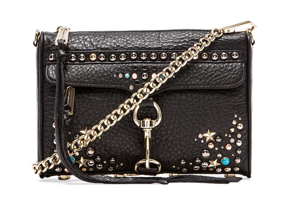 minkoff mini mac bag studded