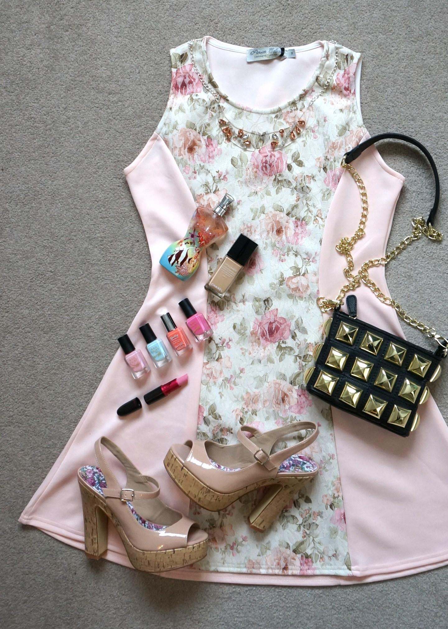 new look dress 2