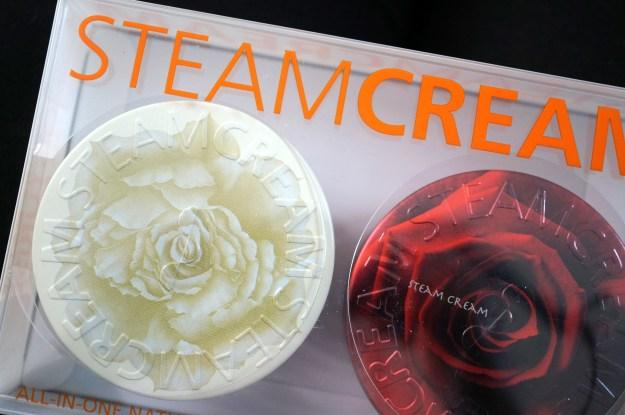 steamcream set
