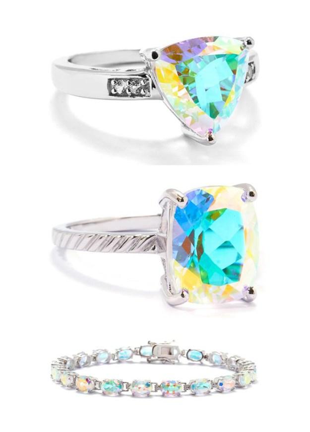 gemporia mystic topaz jewellery