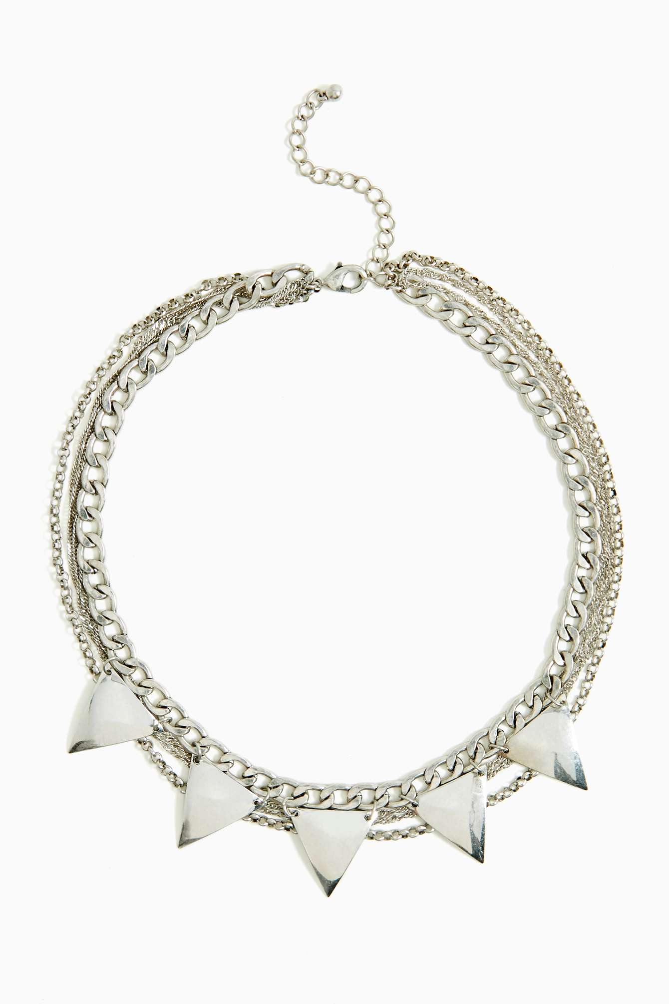 furies spiked necklace