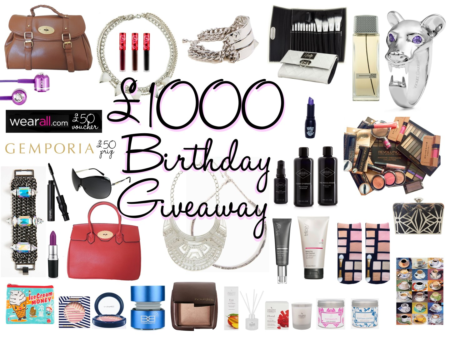 giveaway second