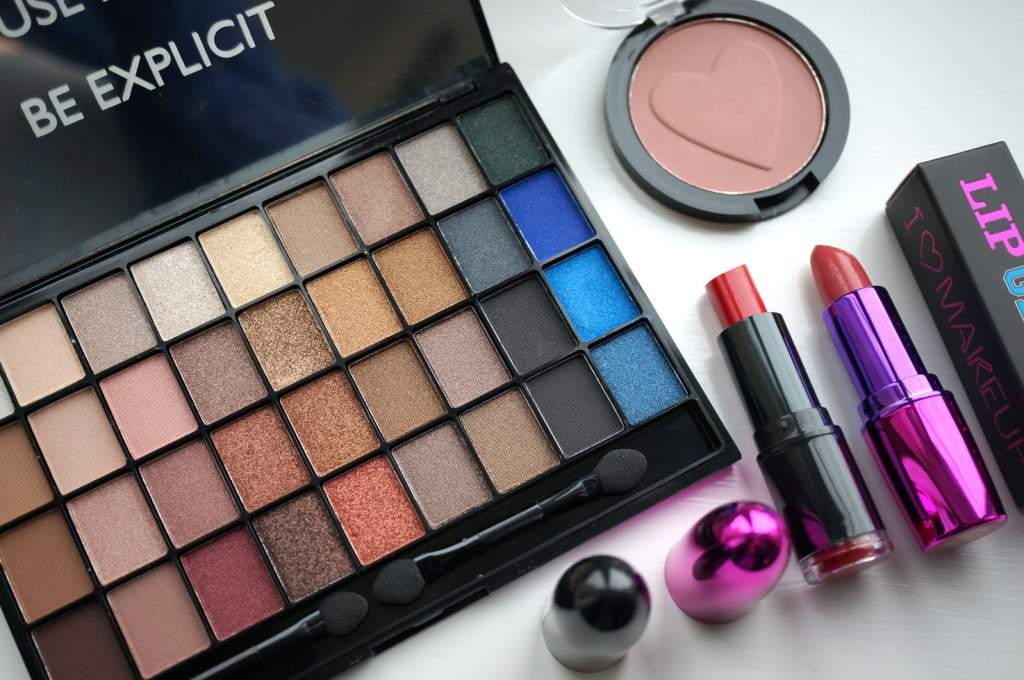 I Heart Makeup | Haul, Review & Swatches