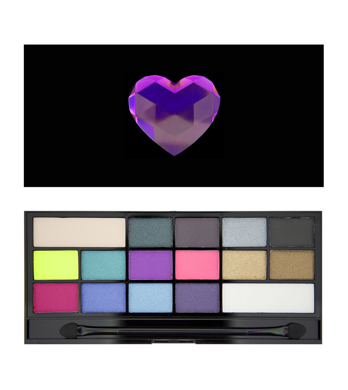 i heart sin palette review