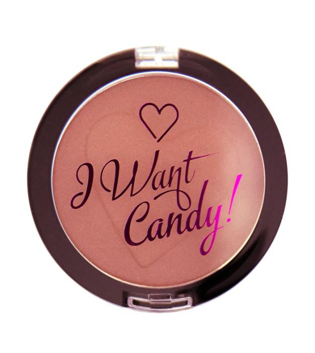 i want candy glowing blush