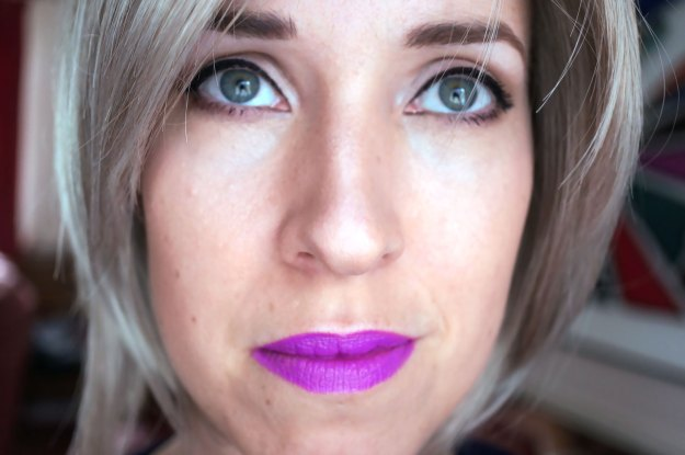 purple-lip-look