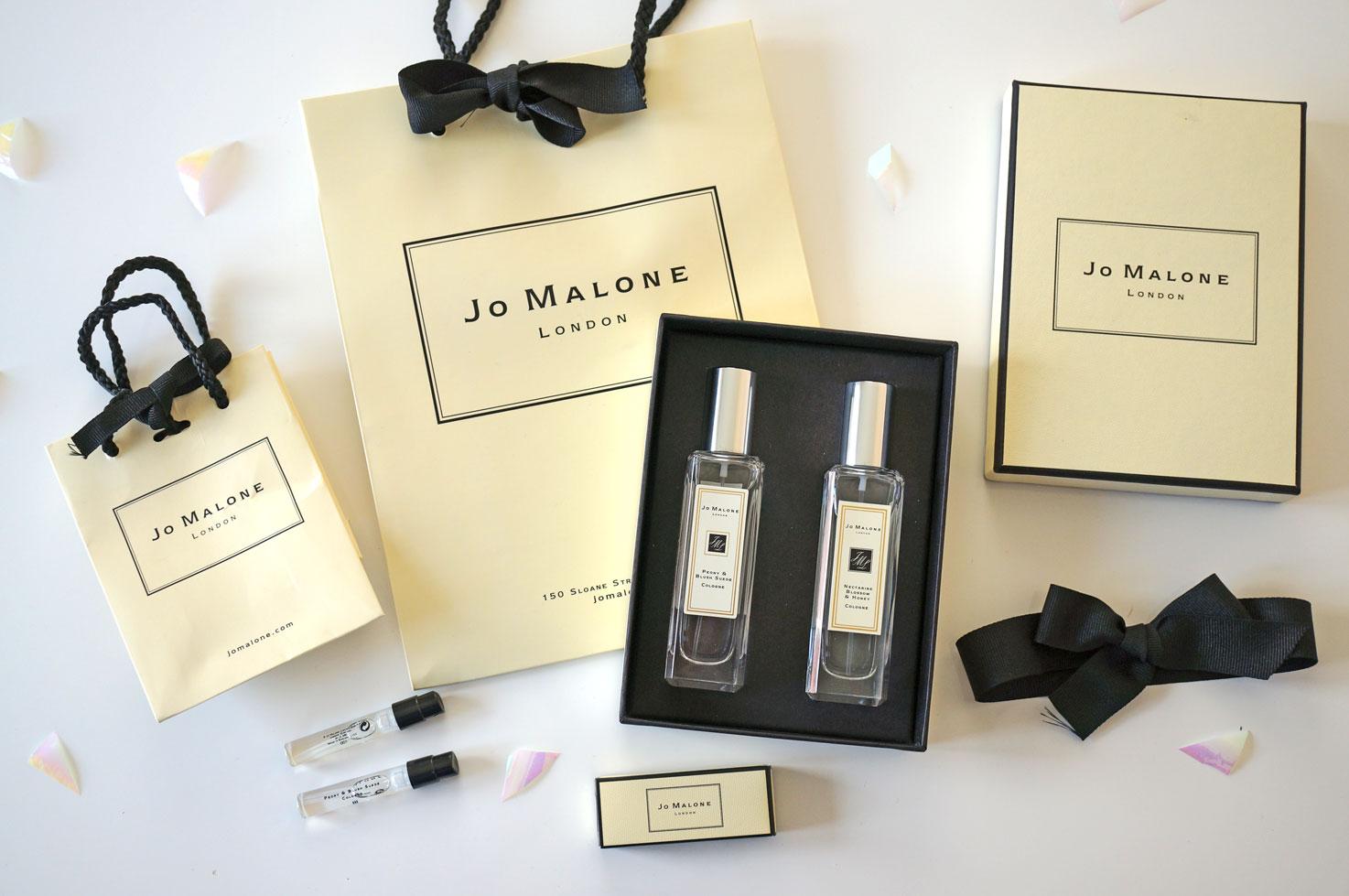 Jo Malone Mini Perfume Haul! - Thou Shalt Not Covet...