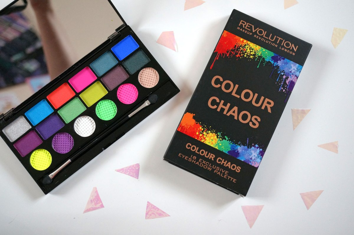 Urban Decay Electric Palette Dupe! Makeup Rev Colour Chaos Review!