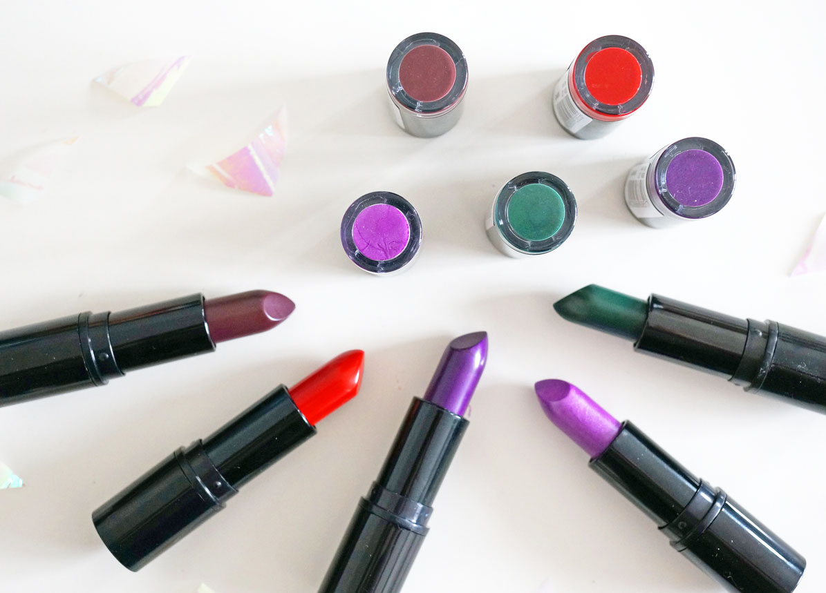 NEW Makeup Revolution Atomic Lipsticks! | Review