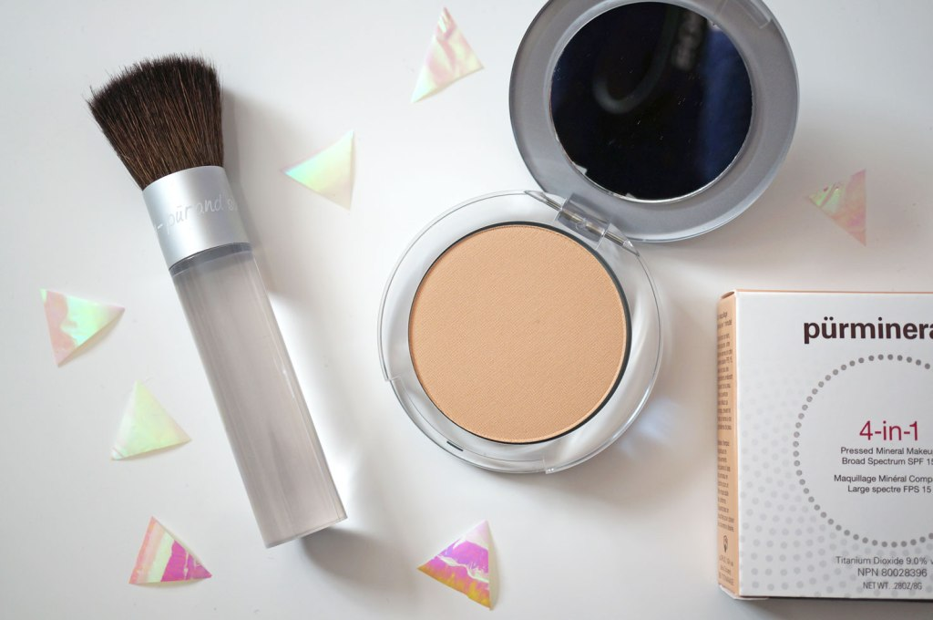 Pur Minerals 4-in-1 Pressed Mineral Foundation | Review