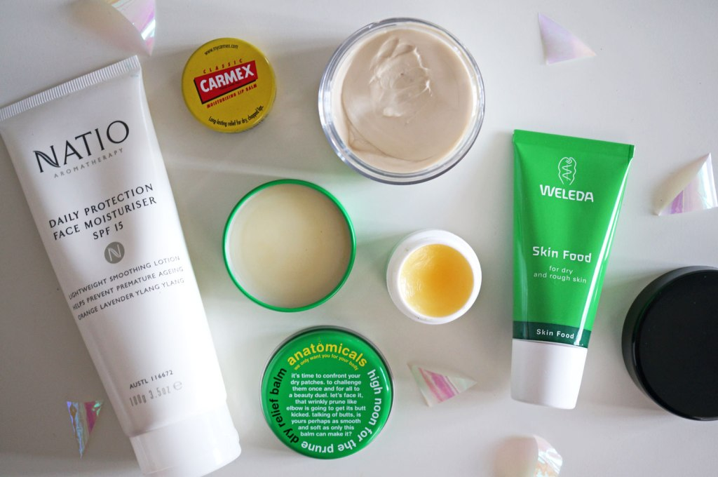 My Current Budget Dry Skin Saviours