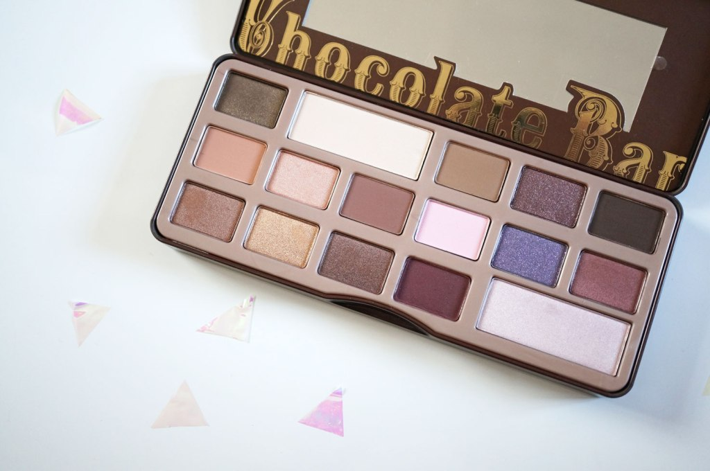 Too Faced Chocolate Bar Palette | Review
