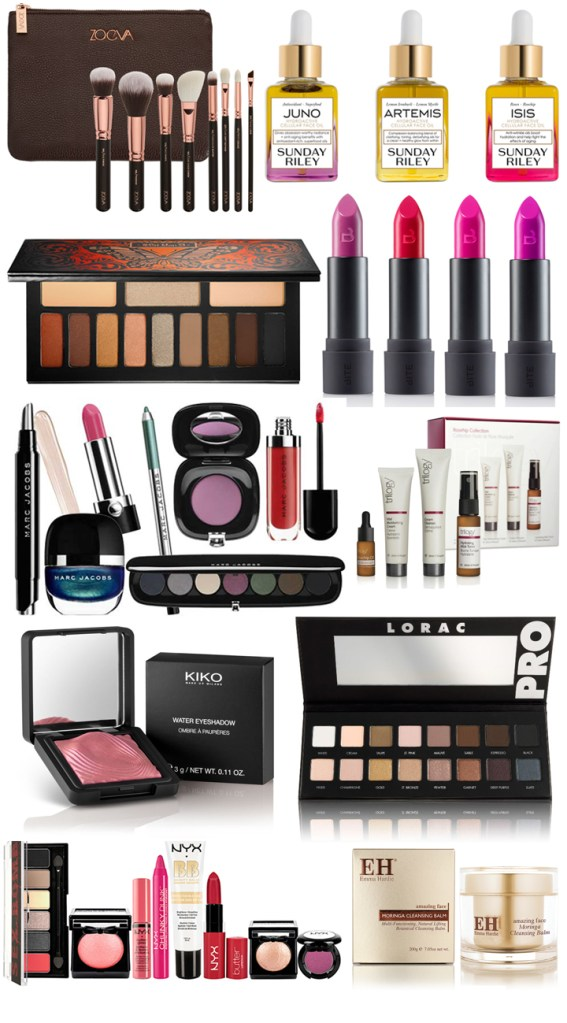 Ten Beauty Brands I Want To Try in 2015