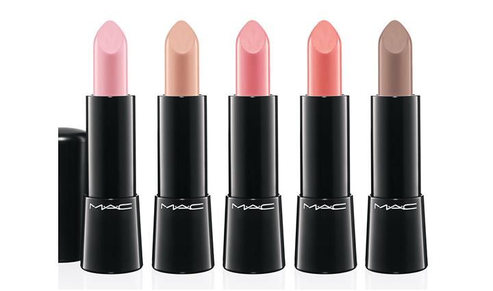 mac lightness of being lipsticks