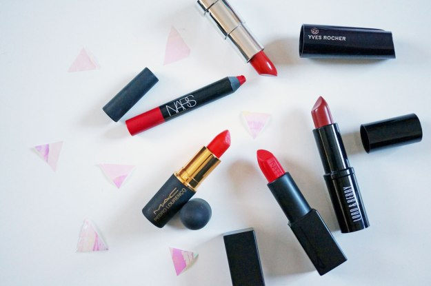 red-lipsticks