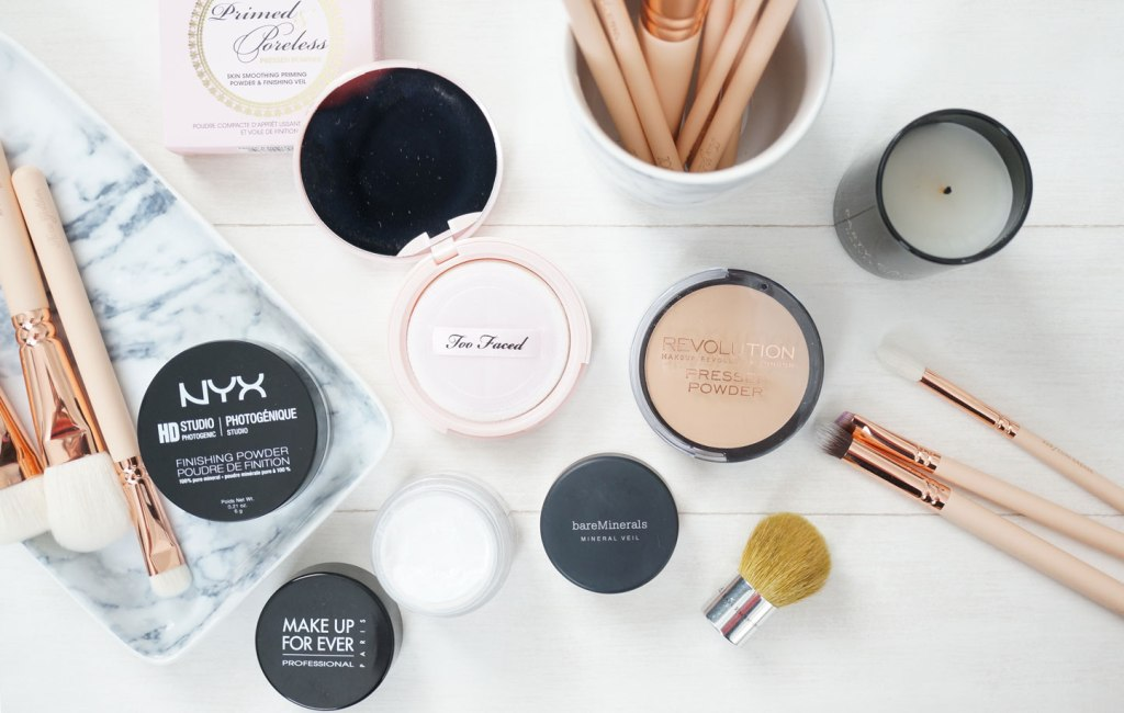 Five Finishing Powders To Try