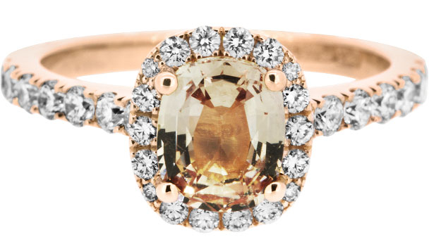 Rose-Gold-and-Sapphire-Ring