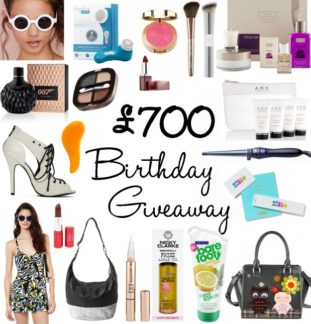 birthday giveaway 2015