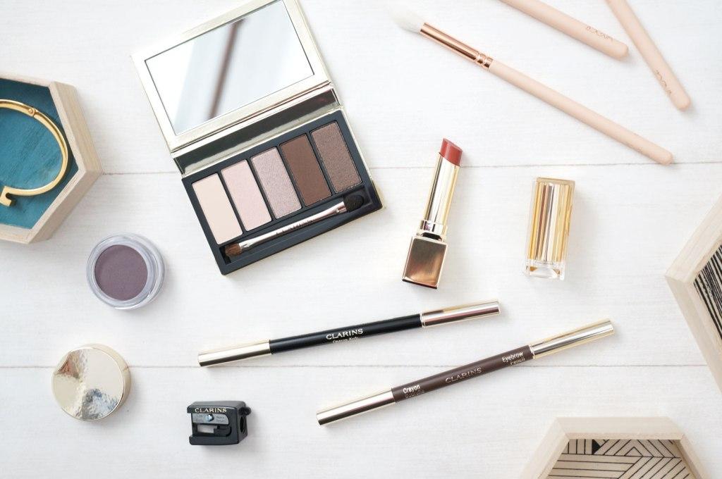Clarins Autumn Makeup Collection