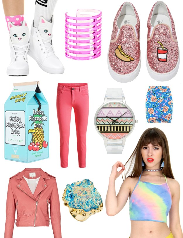 summer brights wish list