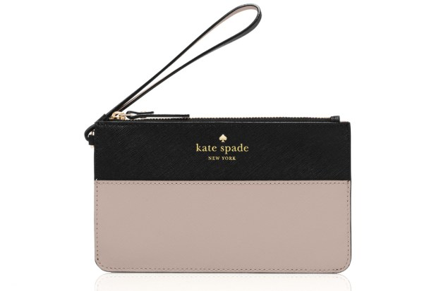 kate spade cedar street slim bee bag