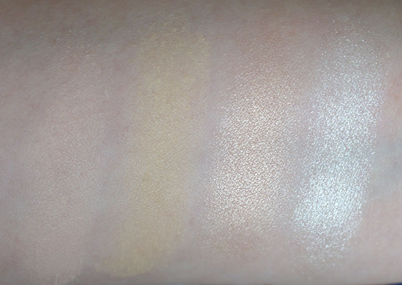 makeup-revolution-ultra-contour-palette-swatches