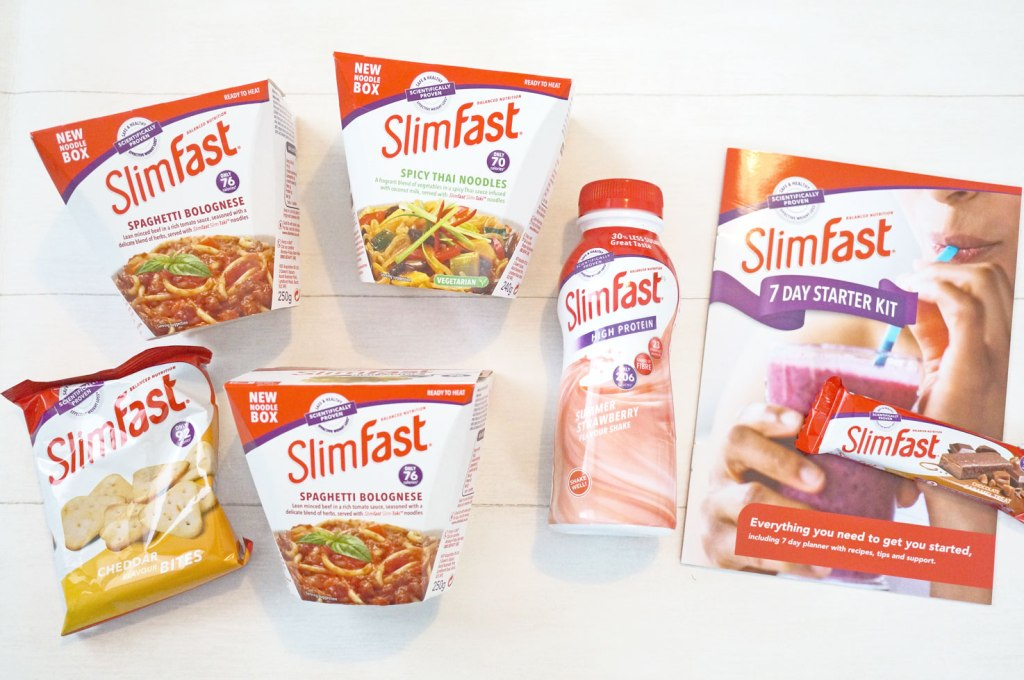 Tasty New Products From SlimFast!