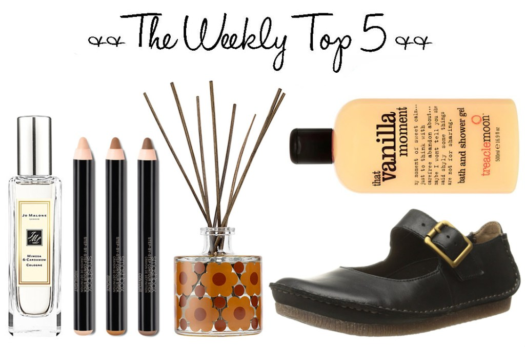 The Weekly Top 5 #17