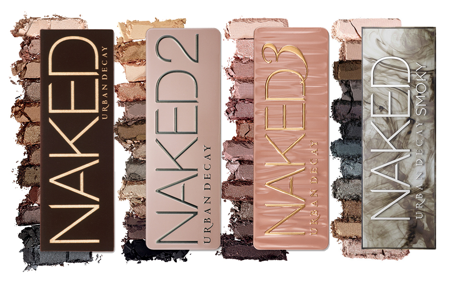 Win Every Single Urban Decay Naked Palette!