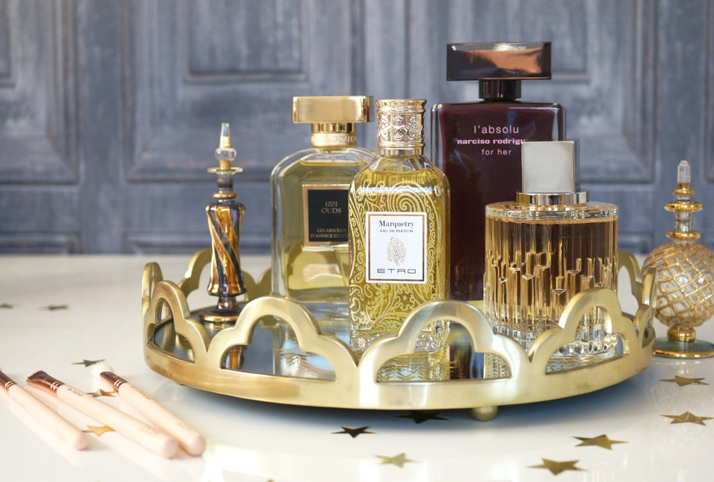 Four Beautiful Fragrances to add to your Christmas List