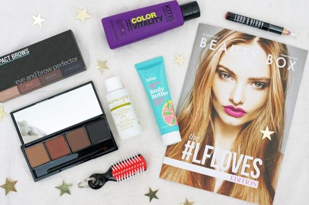 Lookfantastic-February-#LFLoves-Beauty-Box