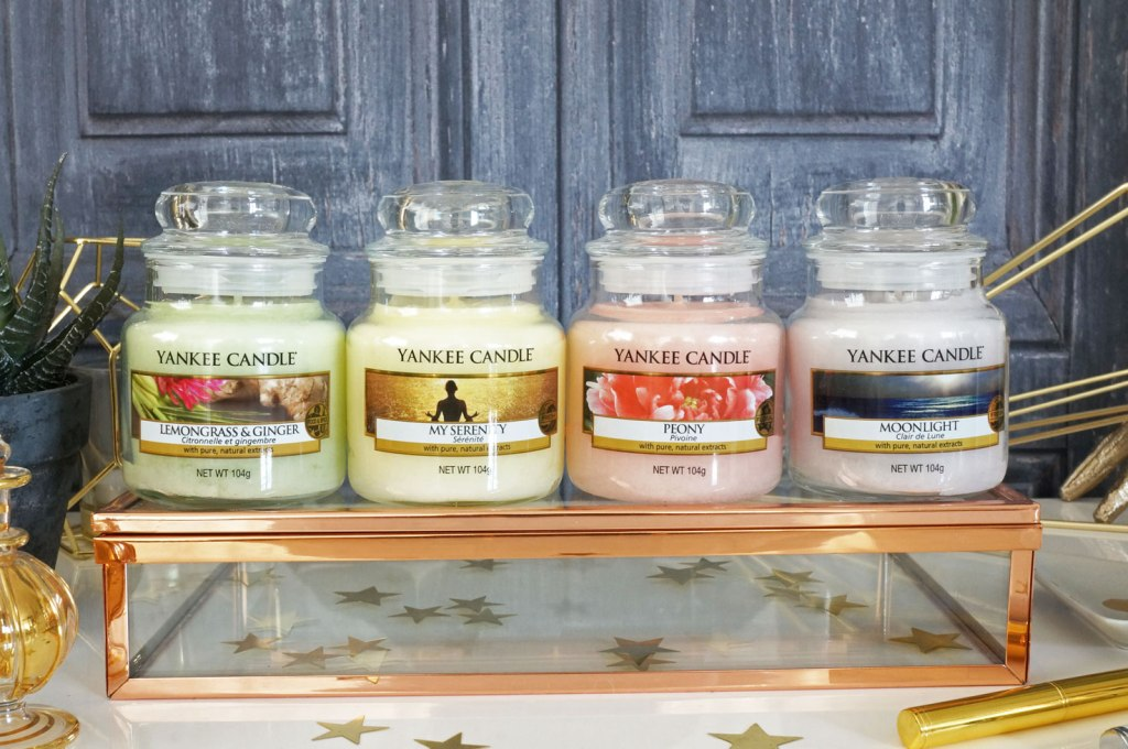 Yankee Candle My Serenity New Spring Collection
